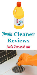 Drano For Kitchen Sink by Drain Cleaners Reviews Which Products Work Best