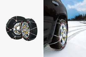 Deal: Save 35% On A Set Of Snow Chains For Your Winter Tires • Gear ...
