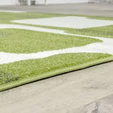 teppiche teppichböden wohnzimmer teppich modern grün grau
