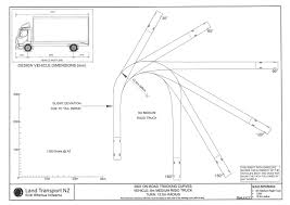 Rts 18 | NZ Transport Agency Turning Circle Calculator Truckscience Steering And Alignment Ppt Download 28 Images Of Semitrailer Radius Template Tonibestcom Knorr Bremse Tebs Semi Trailer Truck Axle Download Dimeions Of A Jackochikatana Pickup Infovianet Appendix C Performance Analysis Specific Design November 2015 Dot Csa Insights Success Ahead