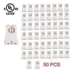 Non Shunted Lamp Holder Home Depot by Ul Listed Non Shunted T8 Lamp Holder Jackyled Socket Tombstone For