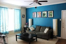 light blue curtains for living room blue living room