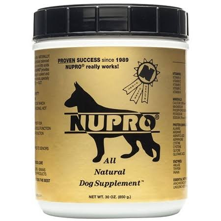 Nupro All Natural Dog Supplement - 454g, Small Breed Size
