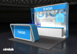 How We Built A Custom by Nimlok Designs Custom Display Solutions And Technology Trade Show