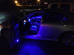 100 Led Interior Lights For Trucks Blue LED Interior Lights My 2006 Acura TSX Rims For Cars
