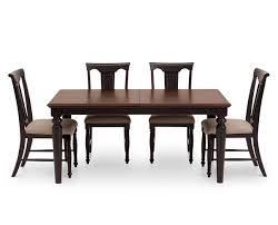 Bridgeport Rectangle Dining Table Furniture Row