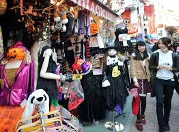 Halloween Costumes The Definitive History by Retailers Far From Spooked As Japan U0027s Interest In Halloween Grows