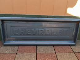 100 Chevy Truck Tailgate Parts Tail Gate Party Vintage Car 1957 Chevrolet Truck Tail Gate
