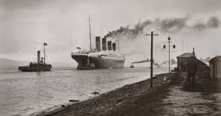The Sinking Of The Britannic Old Version by Do These Photos Unveil What Really Caused The Titanic To Sink