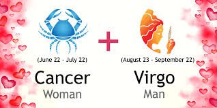 cancer woman and virgo man love compatibility ask oracle