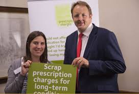 100 Toby Long Chesterfield MP Backs Scrapping Prescription Charges For Longterm