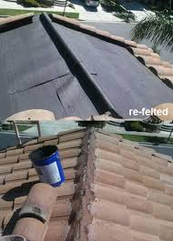 small roof repairs photos repairs of leaks drainage ponding