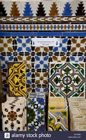ceramic tiles for sale in ceramics shop ceramica santa in the