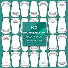 Read More Iconconnectivedigital Blog Icon Connective Nfc Reusable Coffee Cup Ecofriendly Packaging Coffeecup Reusablecup