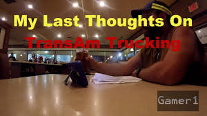 TransAm Trucking My Thoughts After My 6 Month Lease - YouTube Trucking Am Trans First Day Of Orientation At Transam Youtube Hightech Driver Recruiting Part I Speed Dating Neil Gorsuchs Arrogant Frozen Trucker Opinion Shows He Wants To Judge Opinion In Whistleblower Case Reveals The Dishonesty Tmc Transportation Truckers Review Jobs Pay Home Time Equipment Testimonials Suburban Cdl Driver San Francisco Burnout Gameplay