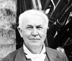 edison biography for inventor of the light bulb