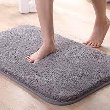 badzubehör textilien badteppich 50x80 cm badvorleger