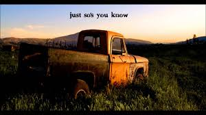 Kings Of Leon - Pickup Truck - Lyrics Video - YouTube
