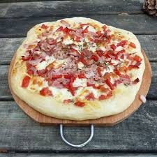 pizza moelleuse trantolette
