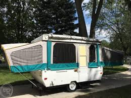 You See When I Bought This 1990s Pop Up Camper Over The Summer Knew There Was Some Water Damage At One Point In Time Roof And Would