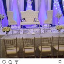 Wedding Decor BACKDROP 450table Cloth Chiavari ChairsRent