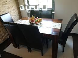 esstisch mit 6 stühle in 67063 ludwigshafen am rhein für