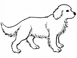Coloring Pages Of A Dogs