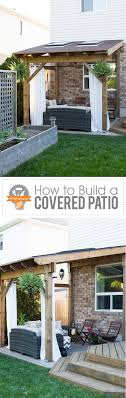 HDBlogSquad // How To Build A Covered Patio | Patios, Summer And ... Bay Area Dad Couldnt Say No Builds Son A Roller Coaster In How To Build An Outdoor Stacked Stone Fireplace Hgtv Pergola Pergola Plans Beautiful Deck Ideas If You Have A Backyard Builds Watch Online Full Episodes Videos Hgtvca Floating Decks Video Diy Man Constructing 22foot Tsunamiproof Pod Make This Is Custom Tiki Bar Built For Client Boca Raton Ben Wilkinson Works With Giant Slabs Of Wood And Things Design Wonderful Top Plexiglass Roof At Home Couple Living With Inlaws Sports Hide In Ground Glass Media Casting Cabana Howtos