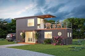 Texas Container Homes These Stylish Cargo Are Be ing A Hot Trend In 0 · Texas Container Homes Shipping Nifty Homestead 5