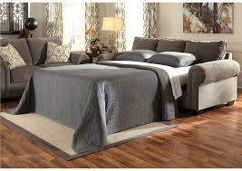 Milari Linen Queen Sofa Sleeper by Living Room Rossie Furniture Hammond La