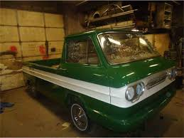 1963 Chevrolet Corvair Rampside For Sale   ClassicCars.com   CC ... Chevrolet Corvair 143px Image 12 3200 1962 Chevrolet Corvair Rampside Pickup Greenbrier 1964 Cartype 1961 Chevy 95 Very Rare For Sale Classiccarscom Van Find Of The Week Sportswagon Project Album On Imgur T140 Anaheim 2015 10 Forgotten Chevrolets That You Should Know About Page 3 Corvantics Barn Truck Patina Very