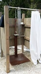 Outdoor Shower Funinthemaking I Want An Showerdont Know If The Neighbors Would Feel Same Way