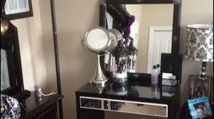 Diy Vanity Desk With Lights by Furniture Fascinating My Makeup Vanity Diy Inexpensive