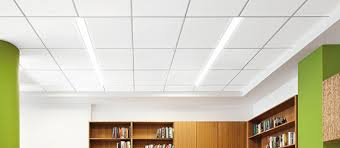 linear ceiling lighting solutions from armstrong nfcu