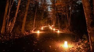Halloween Harvest Luna Park In by Headlands Dark Sky Park Events
