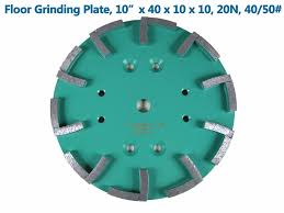 Edco Floor Grinder Polisher by 10 Inch Concrete Grinding Plate For Concrete Floor Grinder Sale