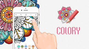Create Lofty Inspiration Best Coloring Book App Colory