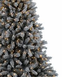 How To Decorate Flocked Christmas Tree Tips A Wintry Look Of Your Decoration