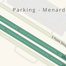 Driving directions to Parking Menards Cottage Grove United