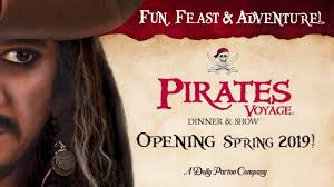 All The Details About Dolly Parton's Pirate-Themed Dinner ...