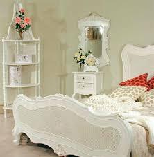 White Wicker Bedroom Furniture Image16