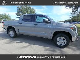 100 Truck Accessories Orlando 2019 New Toyota Tundra 4WD SR5 CrewMax 55 Bed 57L FFV At Central