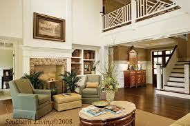 Southern Living Family Room Photos by House Plans By John Tee Greensboro Ga