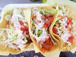Fish Tacos From Marisco's German Taco Truck In South Park Close To ...