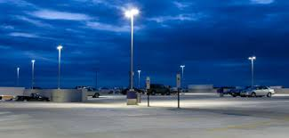 Energy Saving Lighting Solutions Parking Lot Lighting