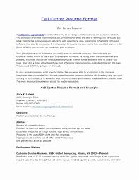 Call Center Resume Examples Luxury For Jobs Inspirational Best Difference