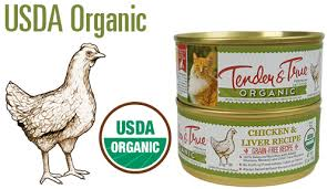 organic cat food chicken liver organic canned cat food tender and true pet