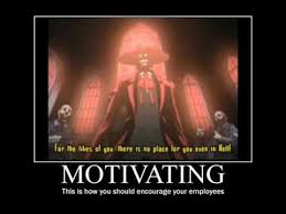 Again Some Motivational Demotivational Posters In Anime Style