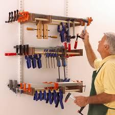 119 best clamps storage images on pinterest workshop ideas
