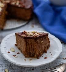 Chocolate Pumpkin Mousse Cake Nutriholist